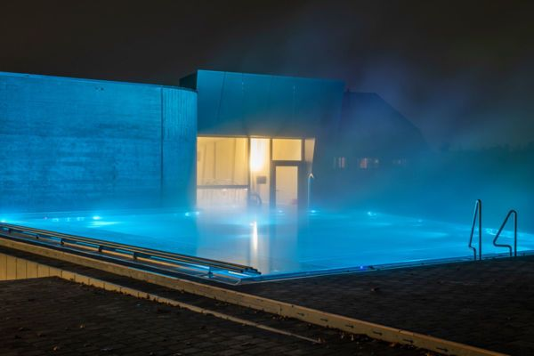 Warmwasserbecken Wellnesspaket